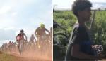 Após ajudar grupo de ciclistas, garoto é surpreendido com presente inesperado