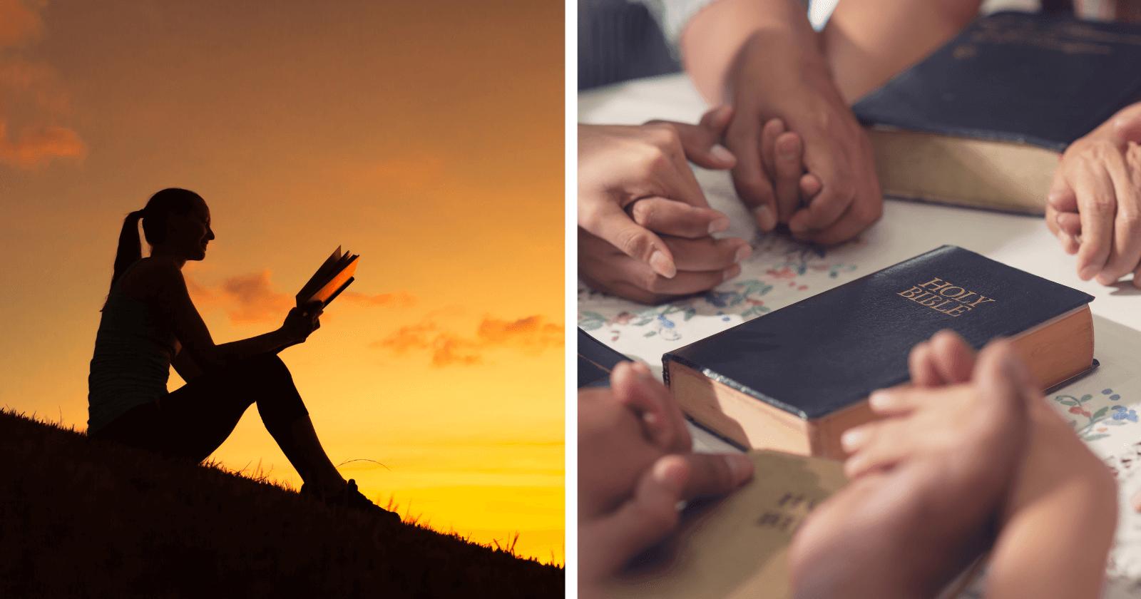 18 versículos que ACALMARÃO o seu coração - DESCANSE em Deus!