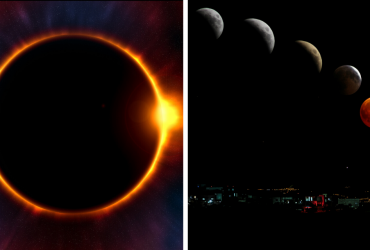 O que é um eclipse? Saiba como ocorrem, quais as diferenças e curiosidades!