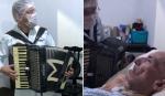Médico toca sanfona para paciente e sua reação comove a todos!