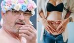 Pai pede desculpas para esposa fazendo ensaio fotográfico 'GRÁVIDO' e resultado conquista o mundo!