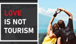 Conheça a campanha 'O Amor não é Turismo', criada por casais que são de países diferentes!