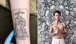 Tatuador de São Paulo cria projeto incrível em prol do Setembro Amarelo