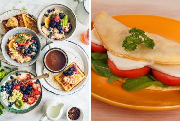 15 formas deliciosas para substituir o pão no café da manhã e variar no cardapio