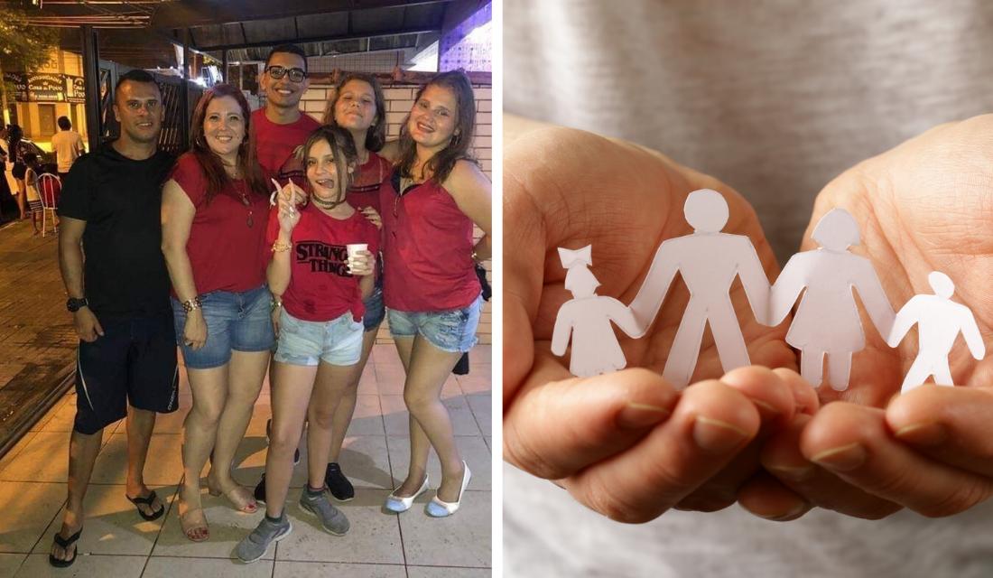 """""""A adoção foi algo surpreendente para mim"""", conta garoto que foi adotado após 13 anos em abrigos"""