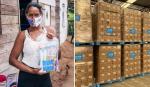 Unicef doa milhares de kits de higienes para refugiados em fronteiras brasileiras