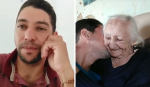 Neto que abriu mão de tudo para cuidar de avó, emociona ao fazer homenagem a sua partida!