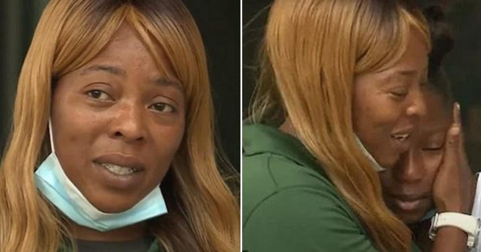 Após doar seu prêmio na loteria de forma anônima, mãe solo é encontrada e recebe surpresa emocionante
