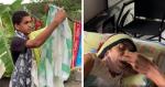 Internautas se reúnem para ajudar garoto de 15 anos que cuida sozinho de mãe e irmã doentes