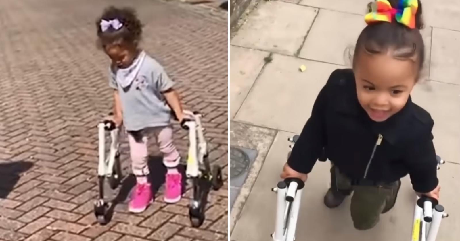 https://www.Garotinha de 3 anos quebra diagnóstico e vídeo de sua superação emociona.com/chinaplusamerica/videos/960491191114595/?v=960491191114595
