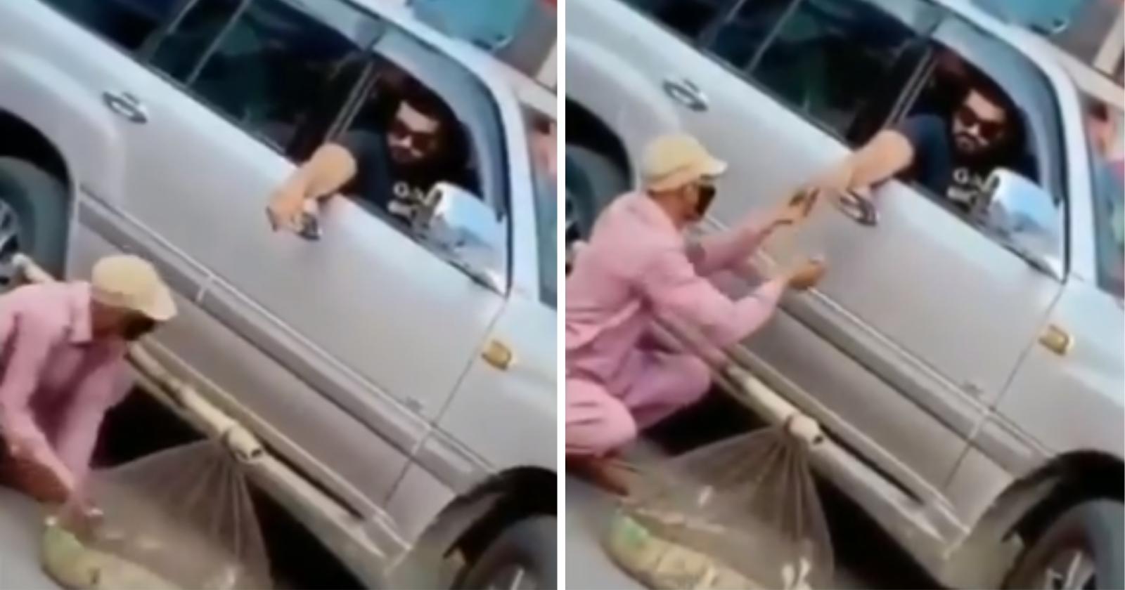 Homem compra passarinhos de vendedor e faz ação comovente (veja o VÍDEO)