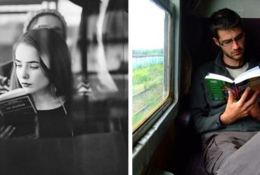 Ler livros em ônibus, de fato, faz mal? MITOS vs VERDADES