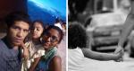 Imagem de entregador trabalhando com filha viraliza e família ganha surpresa de internautas