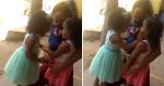 Casal faz surpresa para filha adotiva adotando sua irmã e reação em vídeo emociona