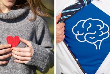 Coração vs Cérebro: afinal, quem é o responsável por nossas emoções?