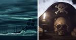 Esse navio naufragado há mais de 500 anos foi encontrado e detalhes ASSUSTAM!