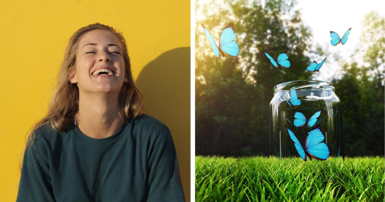 """De onde surgiu a expressão """"borboletas no estômago""""?"""