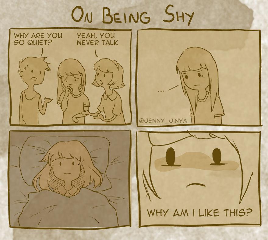 ser-timido