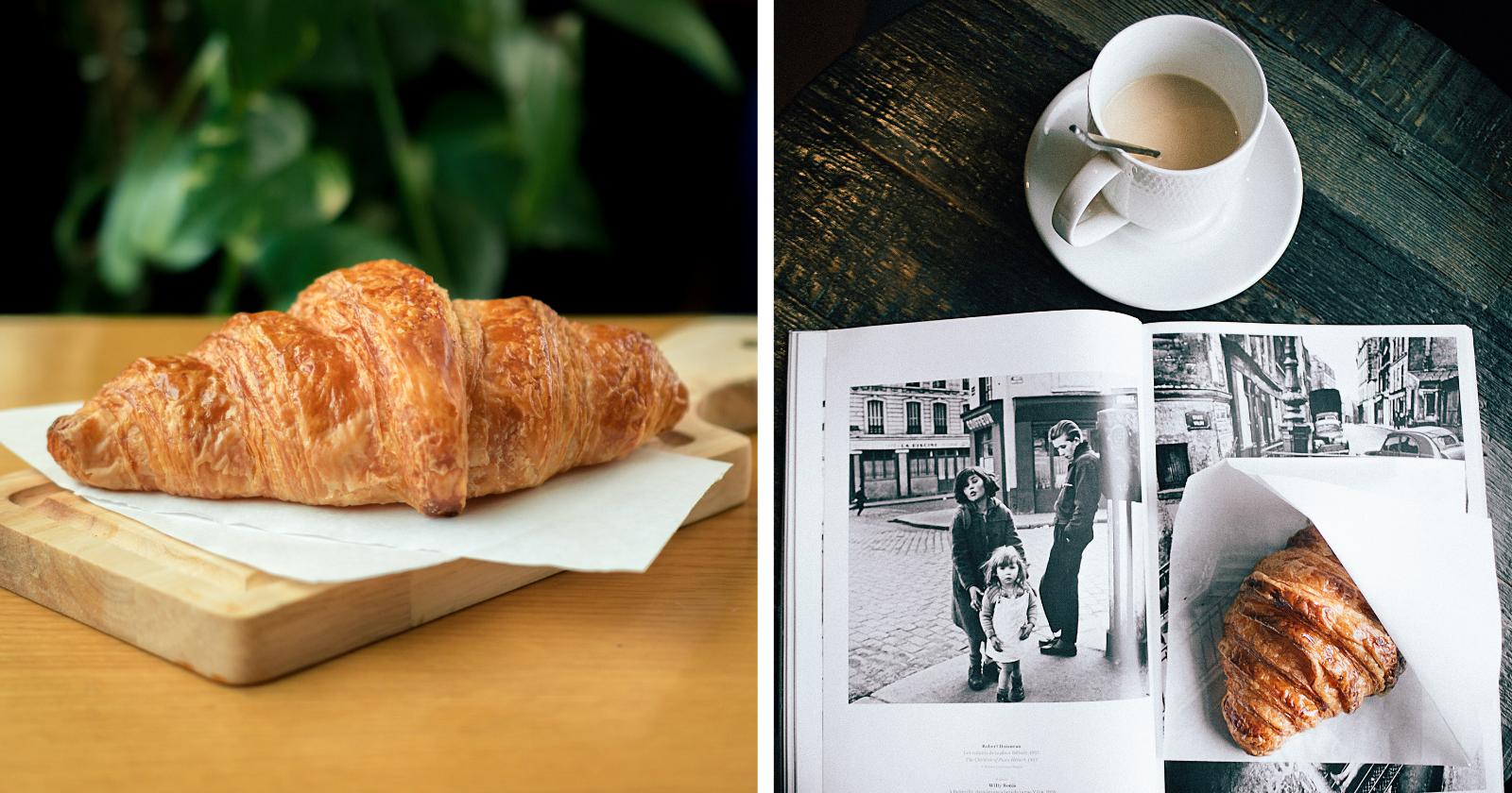 Aprender a fazer ESSE croissant transformará seu cardápio diário