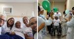 Vovó de 75 anos vence coronavírus após 136 dias internada e recebe festas!