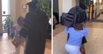 Filha escondeu o doutorado por 3 anos para surpreender a mãe e sua reação em formatura emociona