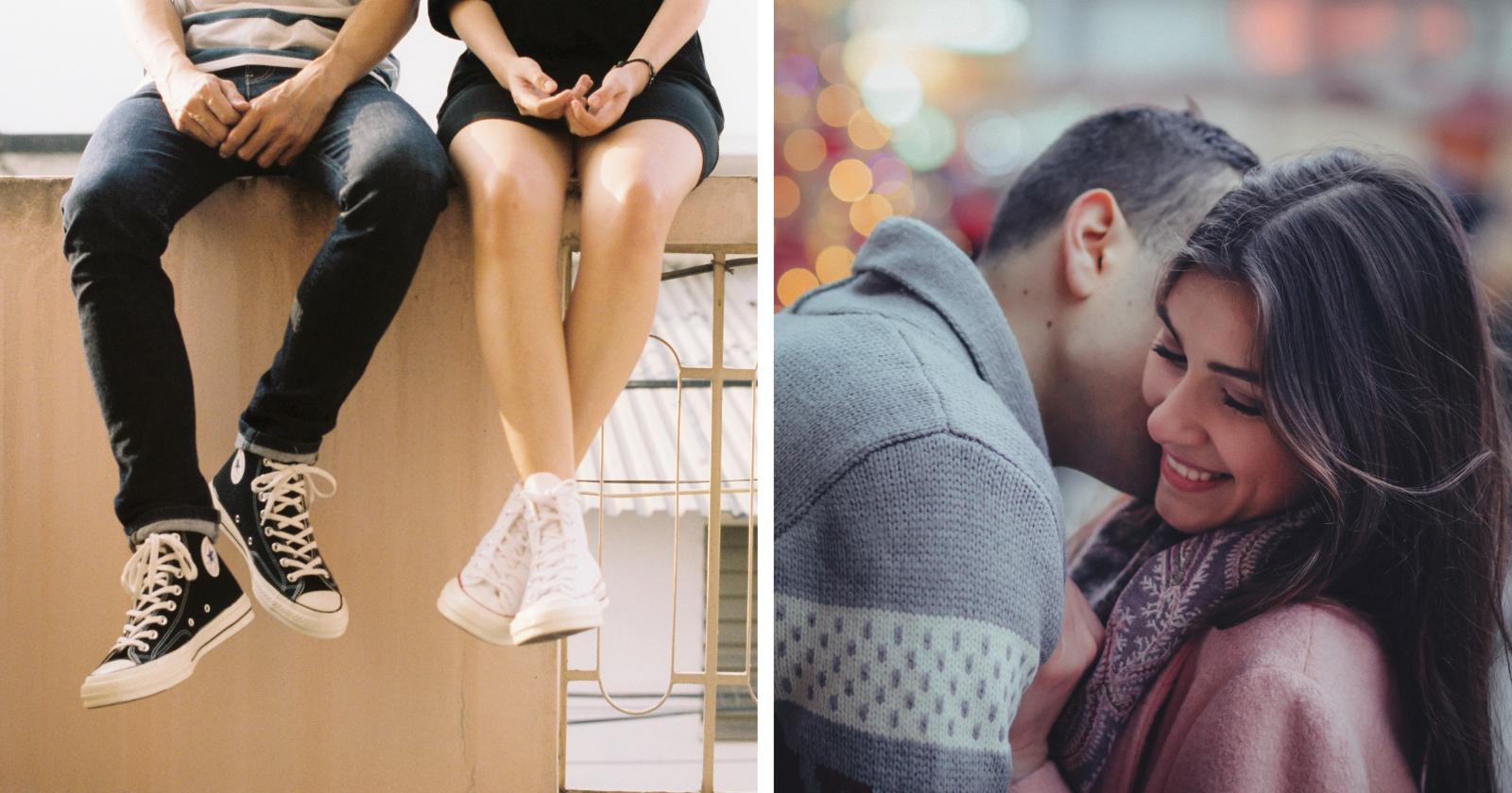 Vamos te dar 16 razões BÁSICAS para nunca desistir do amor!