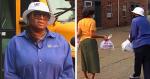 Uma motorista de ônibus escolar decidiu mudar a vida dessa vovó, fazendo algo incrível por ela todos os dias
