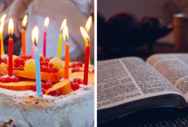 15 versículos bíblicos para abençoar o aniversário de quem você ama!