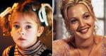 A verdadeira história de vida por trás da grande Drew Barrymore