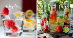 Detesta beber água? 15 combinações coloridas e saudáveis para mudar de hábito