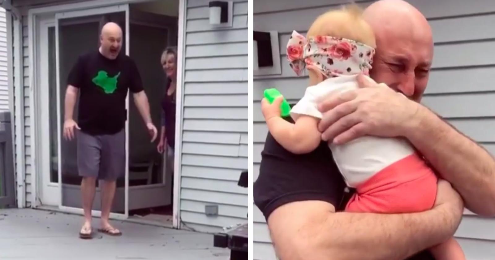 video-ao-ver-sua-neta-pela-primeira-vez-reacao-de-vovo-comove-o-mundo