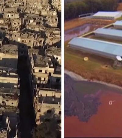 25 fotos SINISTRAS que só poderiam ser tiradas com drones