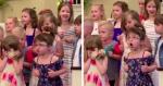 VÍDEO: garotinha se torna viral ao dançar de forma inusitada em sua formatura
