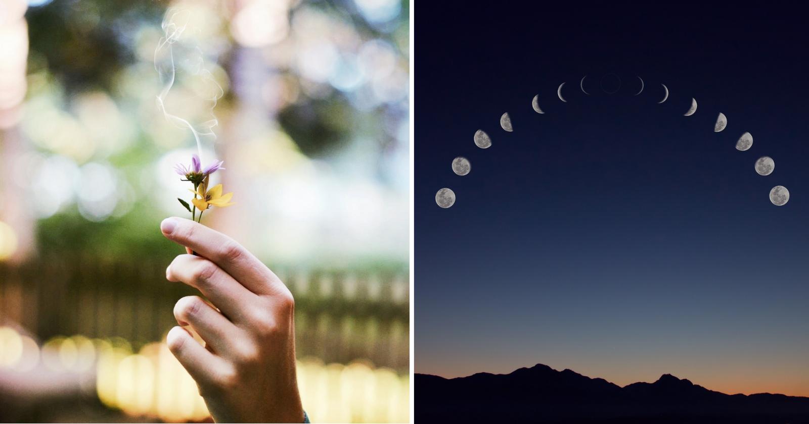 Alguns rituais são poderosos para aproveitar o melhor da Lua Minguante!