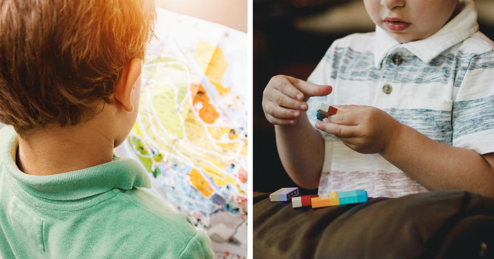 Ensinar ESTE hábito para crianças autistas trará novas habilidades