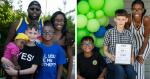Família negra faz de tudo para adotar garoto 'rebelde' e sua mudança em casa emociona