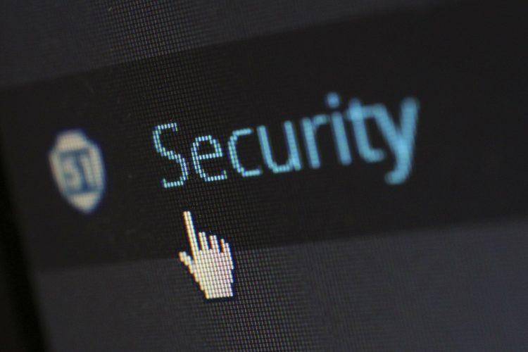 segurança conta digital