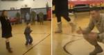VÍDEO: garotinho com paralisia cerebral consegue andar pela primeira vez e motivo emociona o mundo