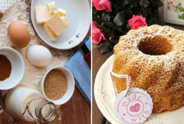Esse é o segredo para fazer um bolo de trigo FOFINHO e de dar inveja!