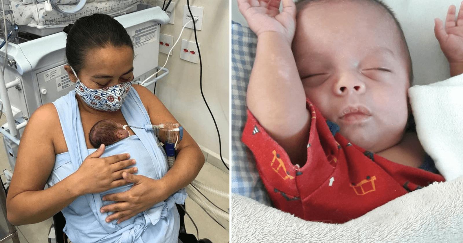 bebe-que-nasceu-com-620-gramas-recebe-alta-apos-5-meses-de-luta-mae-e-medicos-comemoram