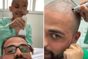 medico-faz-promessa-para-criancas-e-emociona-web-com-atitude-heroica