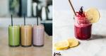 Pausa para o lanche? Esses smoothies (simples) são perfeitos para um dia quente!