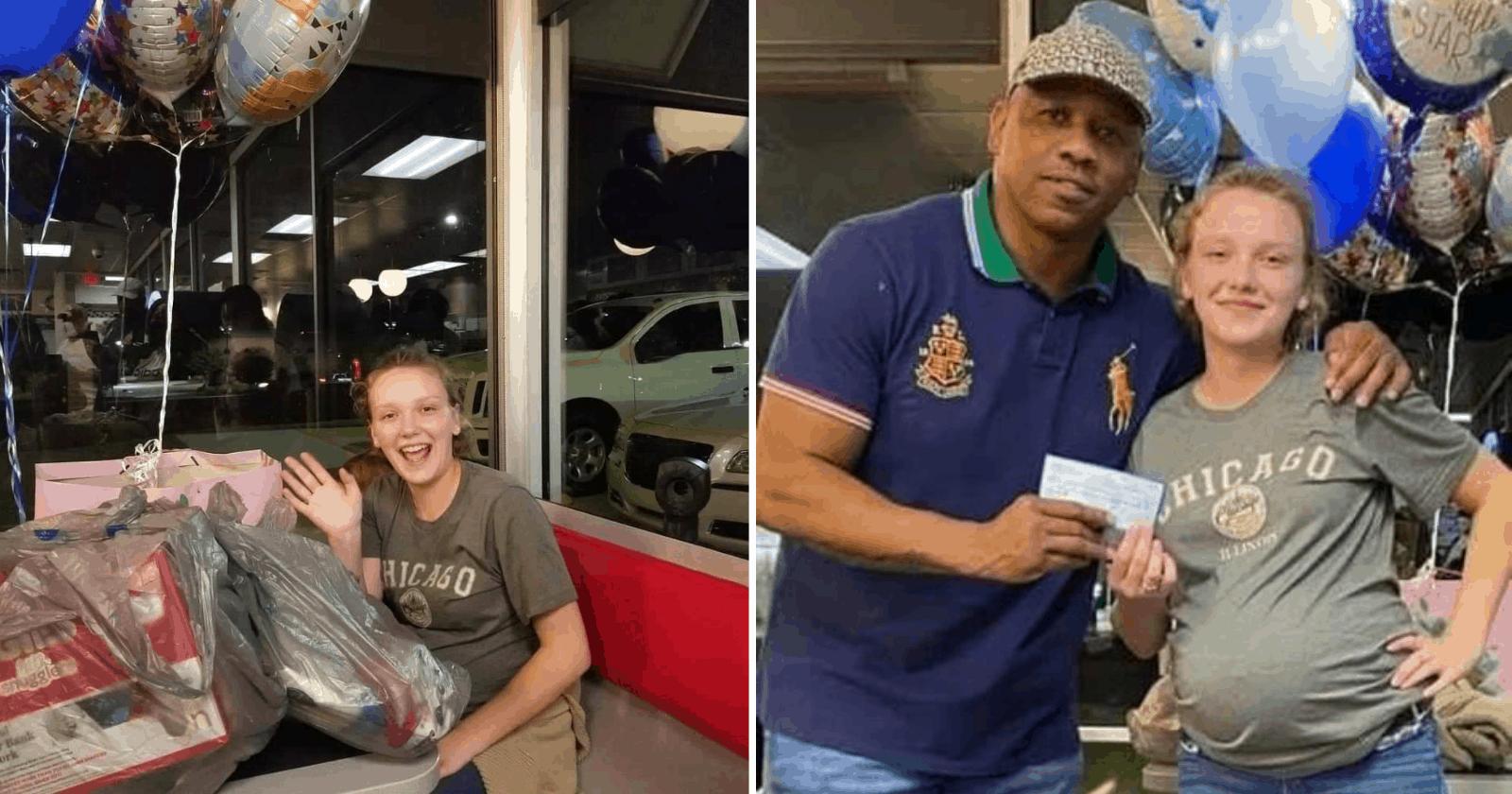 Esse pastor fez uma surpresa milionária para ajudar garçonete grávida que conheceu em atendimento