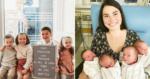 Esse casal decidiu adotar 4 crianças, tiveram um filho e receberam a surpresa de uma gravidez com MAIS...
