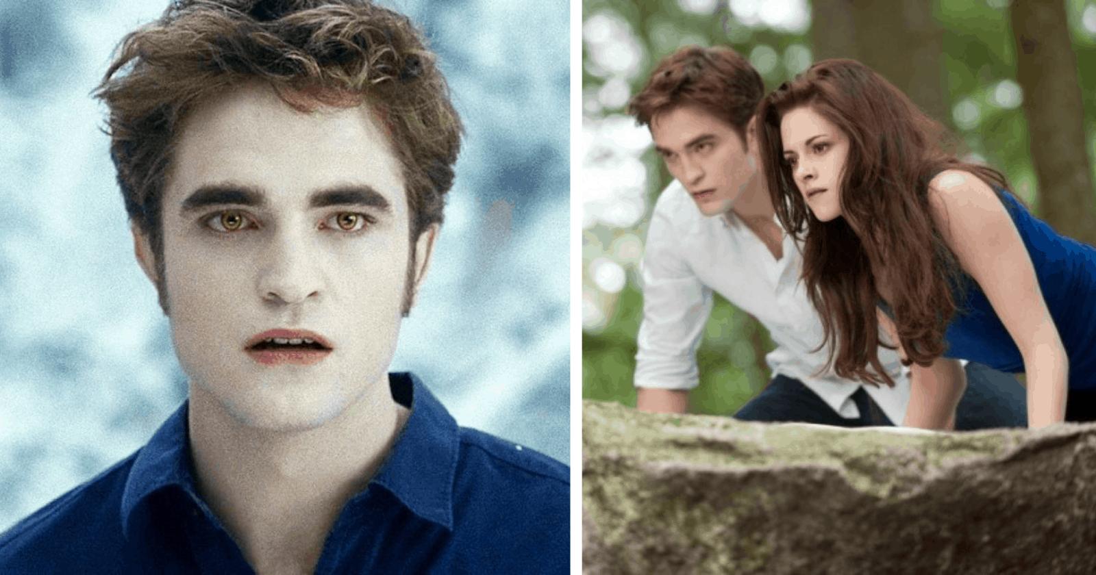11 erros do Edward Cullen que se mostram absurdos ao serem notados