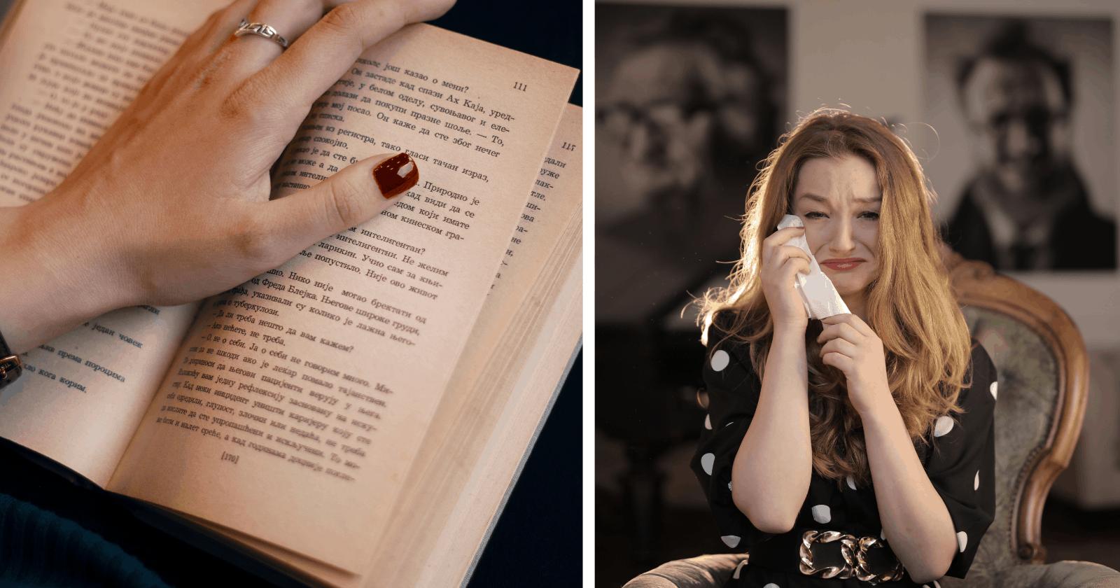 Prepare os lenços: 32 livros que te farão chorar DO COMEÇO AO FIM