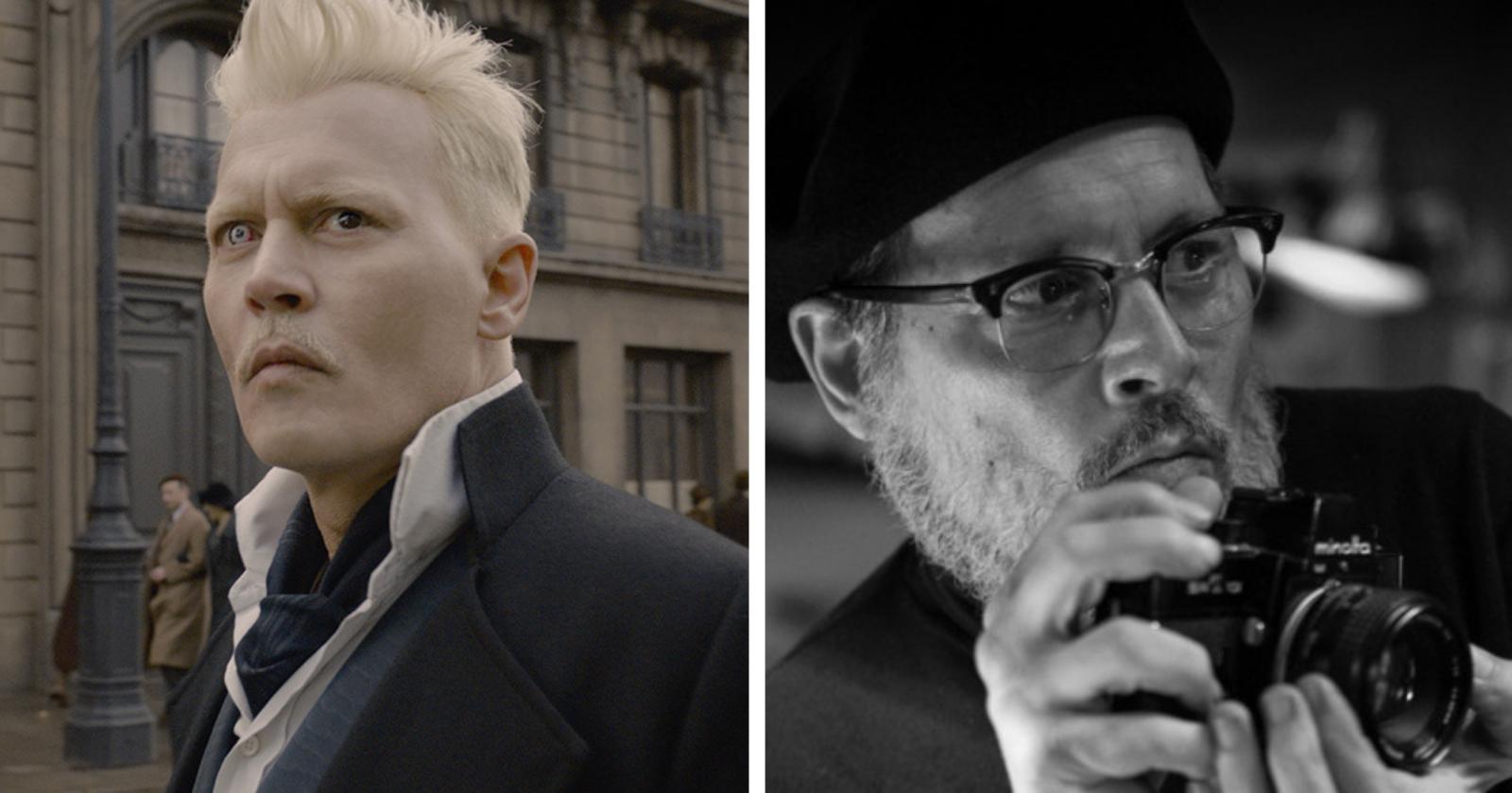22 filmes que mostram o Johnny Depp como um ator INCOMPARÁVEL