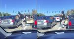 VÍDEO: Cachorro vê filhote em outro carro e dono reage da melhor forma NO MEIO DO TRÂNSITO!