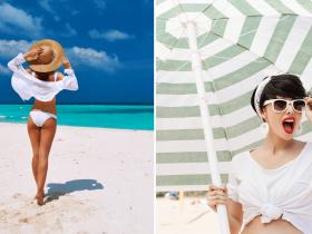 100 Legendas para Fotos na Praia que te farão brilhar como o SOL e o MAR!