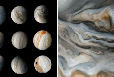 Câmera de espaçonave captura foto SURREAL de planeta e beleza impressiona!